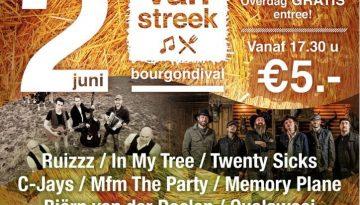 Bourgondival van Streek – 2 juni 2018